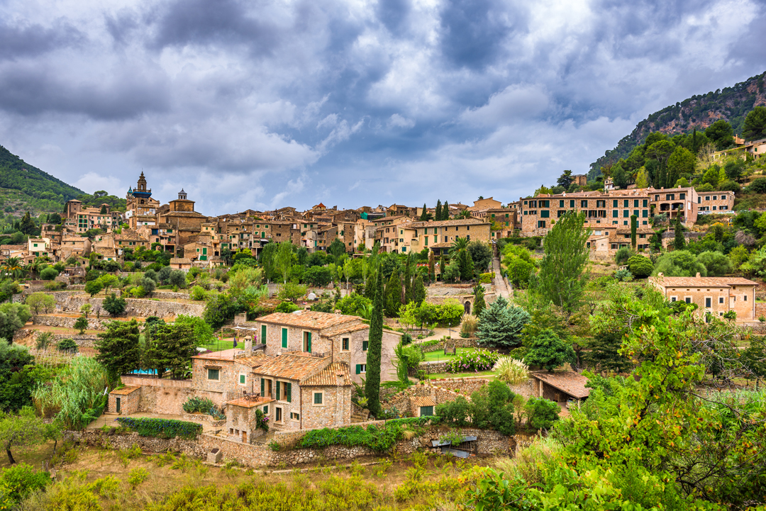 Pueblos en Baleares